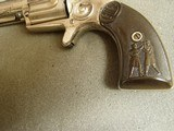 """COLT """"NEW POLICE""""""""COP & THUG"""" RARE 6"""" BBL. """"ETCHED PANEL"""" REVOLVER - WITH LETTER - 3 of 20"""