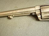 """COLT """"NEW POLICE""""""""COP & THUG"""" RARE 6"""" BBL. """"ETCHED PANEL"""" REVOLVER - WITH LETTER - 7 of 20"""