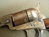 U.S.N. MARKED COLT MODEL 1851 NAVY, RICHARDS-MASON CONVERSION - .38 COLT CAL. - 4 of 20