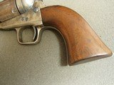 U.S.N. MARKED COLT MODEL 1851 NAVY, RICHARDS-MASON CONVERSION - .38 COLT CAL. - 3 of 20