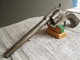 COLT CIVILIANMODEL 1873 REVOLVERWITH ARCHIVELETTER& EAGLE GRIPS - 2 of 20