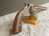 smith & wesson no.3 american.44 s&w american caliber