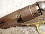 """COLT MODEL 1860U.S. ARMYREVOLVER .44 CAL. """"CIVIL WAR"""" - 5 of 20"""