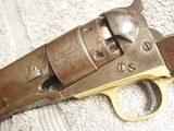 """COLT MODEL 1860U.S. ARMYREVOLVER .44 CAL. """"CIVIL WAR"""" - 4 of 20"""