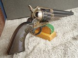 "COLT SINGLE ACTION REVOLVER .45 COLT CALIBER ""ANTIQUE"" 85% ORIGINAL FINIISH! MANF.1891"
