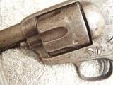 COLT CAVALRY MODEL 1873 U.S. CAVALRY REVOLVER W/KOPEC LETTER - 3 of 19