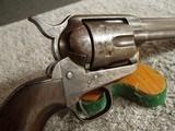COLT CAVALRY MODEL 1873 U.S. CAVALRY REVOLVER W/KOPEC LETTER - 10 of 19