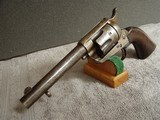 COLT CAVALRY MODEL 1873 U.S. ARTILLERY REVOLVER W/ARCHIVE LETTER- D.F.C. INSPECTED - 2 of 20