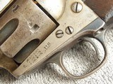 COLT CAVALRY MODEL 1873 U.S. ARTILLERY REVOLVER W/ARCHIVE LETTER- D.F.C. INSPECTED - 4 of 20