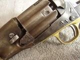 """COLT MODEL 1860U.S. """"INSPECTED"""" ARMYREVOLVER .44 CAL. """"FLUTEDCYLINDER"""" - 6 of 19"""