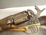 """COLT MODEL 1860U.S. """"INSPECTED"""" ARMYREVOLVER .44 CAL. """"FLUTEDCYLINDER"""" - 12 of 19"""