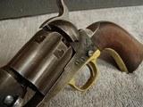 """COLT MODEL 1860U.S. """"INSPECTED"""" ARMYREVOLVER .44 CAL. """"FLUTEDCYLINDER"""" - 4 of 19"""