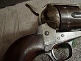 COLT CAVALRY MODEL 1873 U.S. CAVALRY REVOLVER W/KOPEC LETTER - 14 of 20