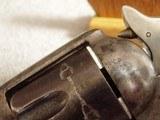 COLT CAVALRY MODEL 1873 U.S. CAVALRY REVOLVER W/KOPEC LETTER - 7 of 20
