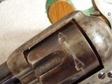 COLT CAVALRY MODEL 1873 U.S. CAVALRY REVOLVER W/KOPEC LETTER - 6 of 20