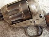 COLT CAVALRY MODEL 1873 U.S. CAVALRY REVOLVER W/KOPEC LETTER - 4 of 20