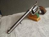 COLT CAVALRY MODEL 1873 U.S. CAVALRY REVOLVER W/KOPEC LETTER - 2 of 20