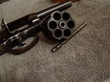 """COLTMODEL 1878 """"SHERIFF'S"""" or """"STORKEEPERS""""MODEL .45 CAL. DA REVOLVER - 19 of 19"""