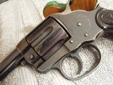 """COLTMODEL 1878 """"SHERIFF'S"""" or """"STORKEEPERS""""MODEL .45 CAL. DA REVOLVER - 5 of 19"""
