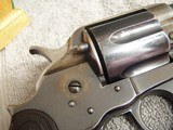 """COLTMODEL 1878 """"SHERIFF'S"""" or """"STORKEEPERS""""MODEL .45 CAL. DA REVOLVER - 14 of 19"""
