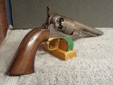 """U.S. COLT MODEL 1860 ARMY REVOLVER """"CIVIL WAR""""WITH (2)""""CARTOUCHES"""" - 1 of 20"""