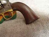 """U.S. COLT MODEL 1860 ARMY REVOLVER """"CIVIL WAR""""WITH (2)""""CARTOUCHES"""" - 3 of 20"""
