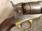 """U.S. COLT MODEL 1860 ARMY REVOLVER """"CIVIL WAR""""WITH (2)""""CARTOUCHES"""" - 15 of 20"""