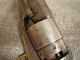 """U.S. COLT MODEL 1860 ARMY REVOLVER """"CIVIL WAR""""WITH (2)""""CARTOUCHES"""" - 8 of 20"""
