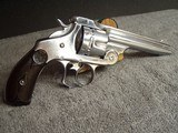 SMITH & WESSON No.3 DOUBLE ACTION- - .44 RUSSIAN CALIBER -ANTIQUE - 3 of 19