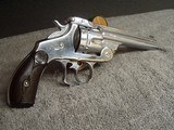 SMITH & WESSON No.3 DOUBLE ACTION- - .44 RUSSIAN CALIBER -ANTIQUE - 4 of 19