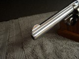 SMITH & WESSON No.3 DOUBLE ACTION- - .44 RUSSIAN CALIBER -ANTIQUE - 17 of 19