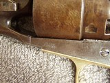 """U.S. COLT MODEL 1860 ARMY REVOLVER """"CIVIL WAR""""WITH (2)""""CARTOUCHES"""" MANF.1863 - 8 of 20"""