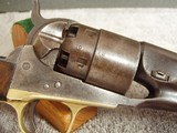 """U.S. COLT MODEL 1860 ARMY REVOLVER """"CIVIL WAR""""WITH (2)""""CARTOUCHES"""" MANF.1863 - 14 of 20"""