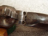 """U.S. COLT MODEL 1860 ARMY REVOLVER """"CIVIL WAR""""WITH (2)""""CARTOUCHES"""" MANF.1863 - 10 of 20"""