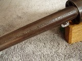 """U.S. COLT MODEL 1860 ARMY REVOLVER """"CIVIL WAR""""WITH (2)""""CARTOUCHES"""" MANF.1863 - 9 of 20"""