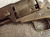COLT MODEL 1851 NAVY REVOLVER .36 CALIBER-PERCUSSION - 5 of 19