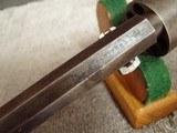 COLT MODEL 1851 NAVY REVOLVER .36 CALIBER-PERCUSSION - 11 of 19