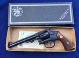 Smith & Wesson Pre-Model 17 K-22 Four Screw in Original Box