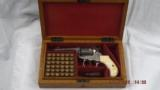 Cased Colt Model 1877 Lightning DA Revolver - 1 of 13