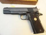 Colt Pre Series 70 Model 1911 Gold Cup in Box (1961) - 1 of 11