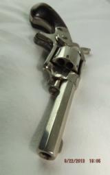 Ethan Allen & Co Sidehammer Revolver - 5 of 8