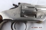 Smith & Wesson 2nd Model American - 6 of 15