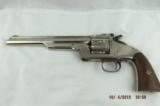 Smith & Wesson 2nd Model American - 4 of 15