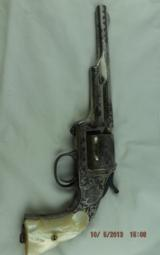 Merwin & Hulbert 1st Model Frontier Army Engraved - 1 of 11