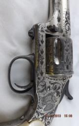 Merwin & Hulbert 1st Model Frontier Army Engraved - 2 of 11
