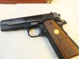 Boxed Colt Light Weight .38 Super Commander mfg 1973 - 3 of 12