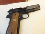 Boxed Colt Light Weight .38 Super Commander mfg 1973 - 2 of 12