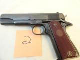 Pre Series 70 Colt 1911 38 Super(1956) - 1 of 9