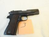 Scarce Pre Series 70 Colt 1911 .38 Super Light Weight Commander mfg in 1963 - 2 of 8
