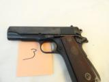 Scarce Pre Series 70 Colt 1911 .38 Super Light Weight Commander mfg in 1963 - 1 of 8